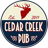 Cedar Creek Pub - Colorado Proud Restaurant and Bar